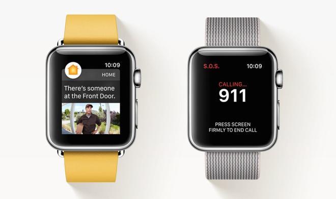 Apple Watch 2 soll mit iPhone 7 veröffentlicht werden