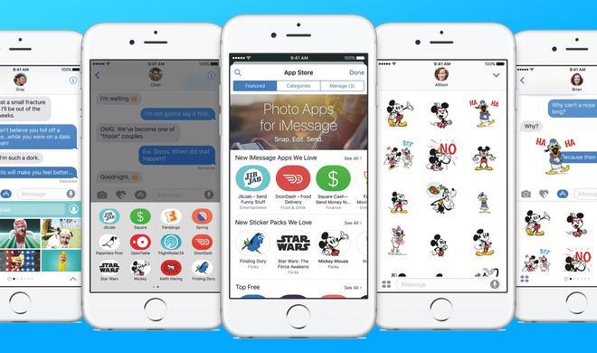 Apple-Apps lassen sich in iOS 10 doch nicht vom iPhone oder iPad löschen