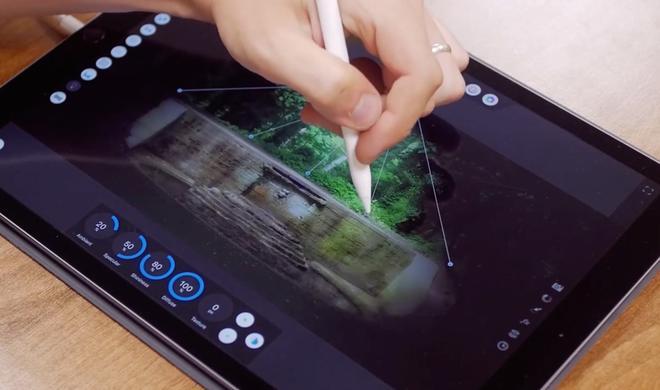 Affinity Photo auf dem iPad Pro wird euch aus den Socken hauen