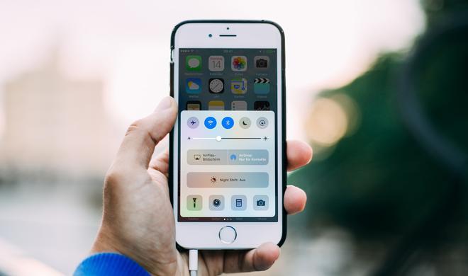 iOS 10: Das musst du über das neue Kontrollzentrum wissen