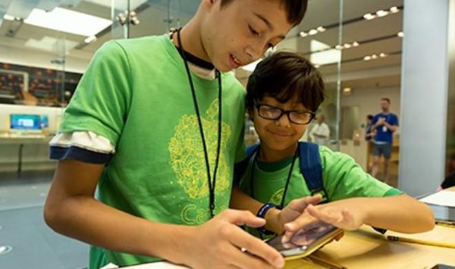 Apple Sommer Camp: Hier meldet ihr eure Kinder an