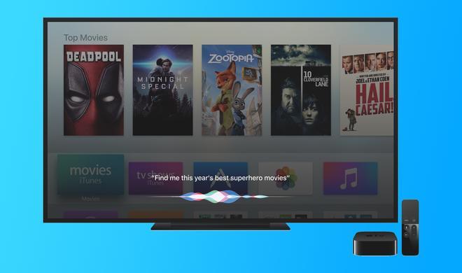 Apple TV Universalsuche wird immer besser, nur nicht in Deutschland