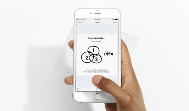 Dropbox für iOS wird zum krassen Produktivitätstool