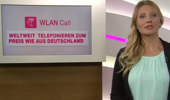 Deutsche Telekom führt Wi-Fi-Calling ein