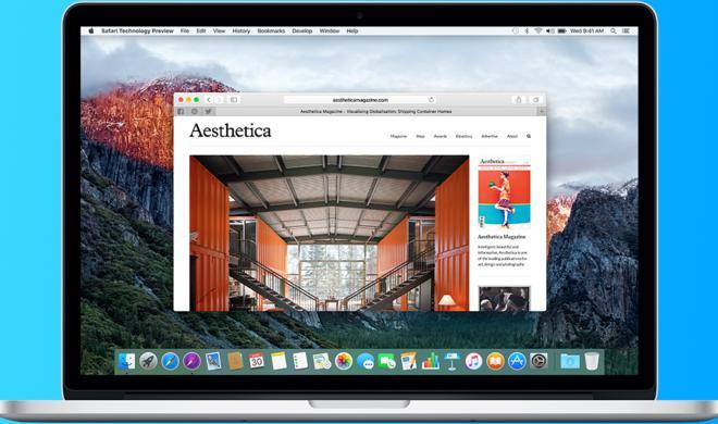 Den neuen Safari 10 als Beta für OS X El Capitan und Yosemite ausprobieren