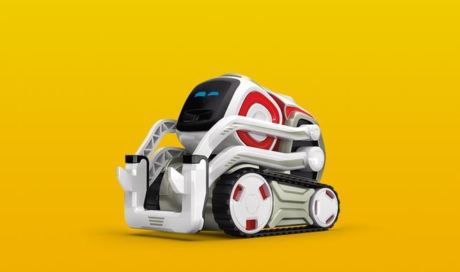 WALL-E im echten Leben: Ankis Spielzeugroboter Cozmo