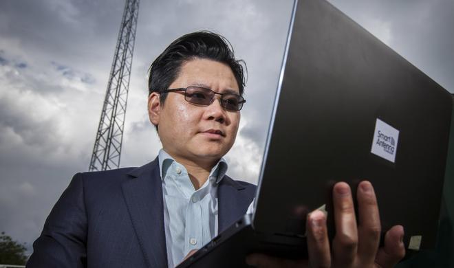 SmarTenna  - diese Antenne könnte das MacBook revolutionieren