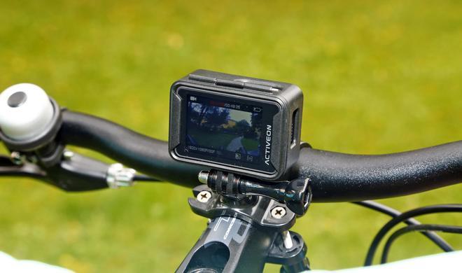 Test: Activeon CX - Low-Budget-Actionkamera ausprobiert