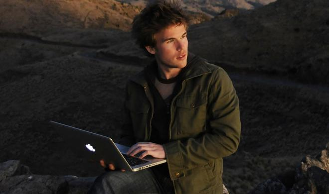 Um die Welt mit dem Mac und Colin Wright