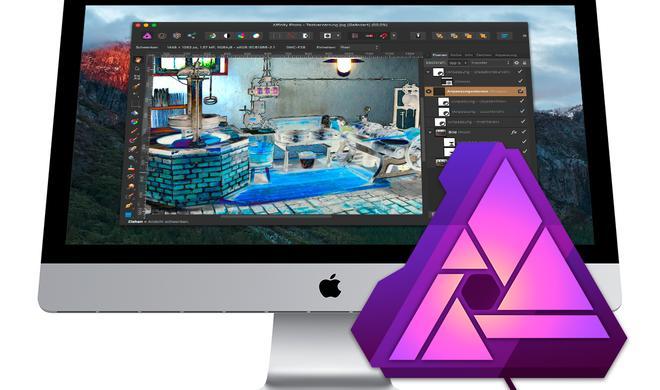 Affinity Photo: So funktioniert Design mit Schriften
