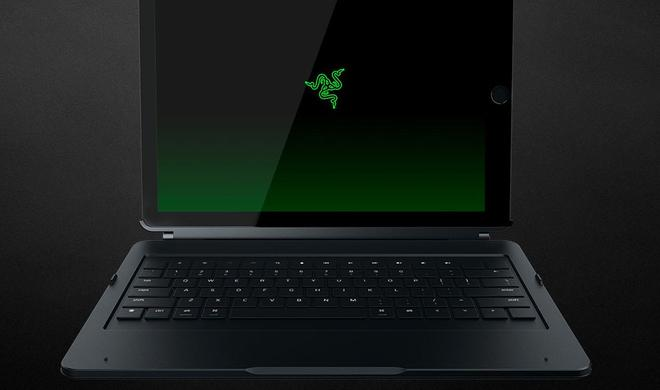 Razer iPad Pro Case macht das Riesentablet zum Notebook
