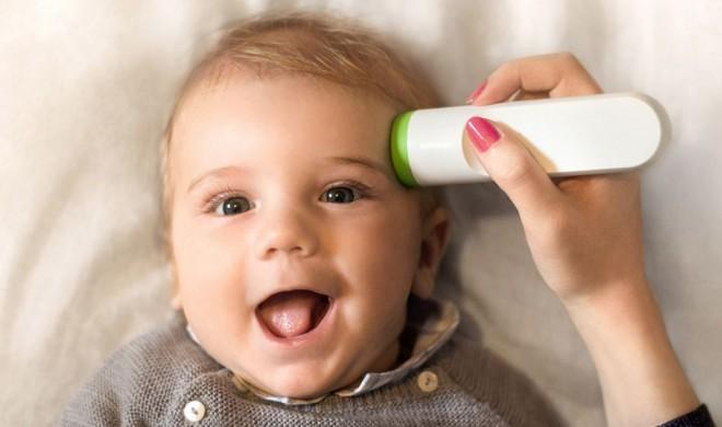 Dieses smarte Fieberthermometer ist perfekt für Kinder & Babys