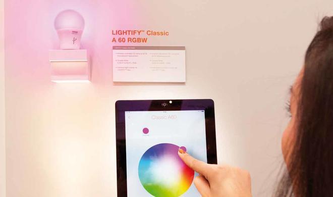Smart Home: Sicherheitslücke in Osram Lightify