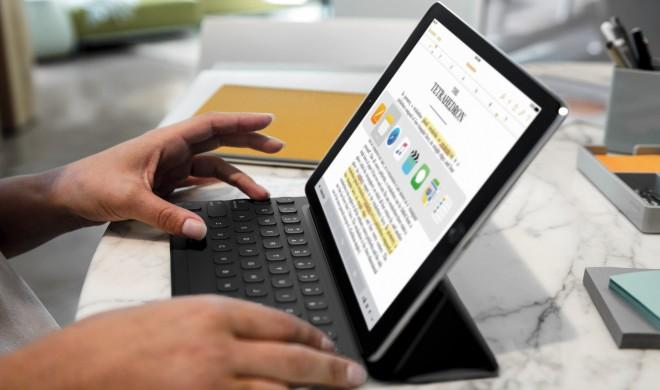 Smart Keyboard für iPad Pro jetzt auch auf Deutsch verfügbar