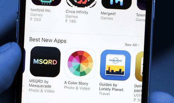"""""""App Store""""-Entwickler haben einen dicken Batzen Geld verdient"""