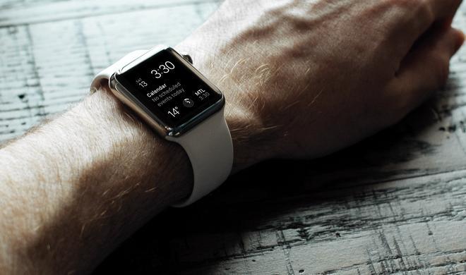 Apple Watch bekommt GPS, Barometer und wird wasserdichter
