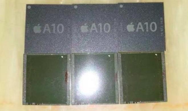 So sieht Apples A10-Prozessor für das iPhone 7 aus