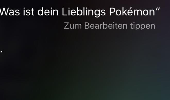 Pokémon Go: Das sind die lustigsten Antworten von Siri