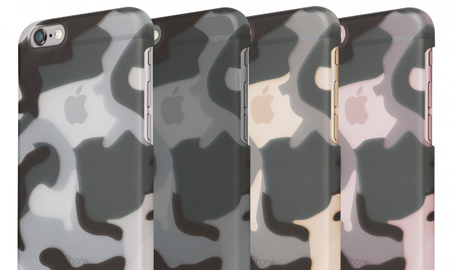 Test: Artwizz Camouflage Clip