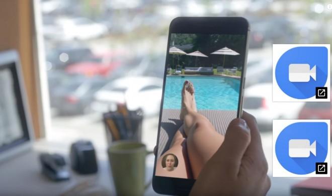 Google Duo: Facetime-Klon hat einen großen Vorteil