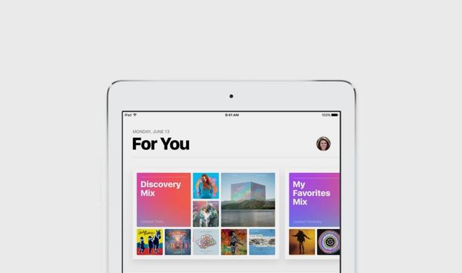 iOS 10: Apples Lyrics-Funktion soll noch vor Start überarbeitet werden