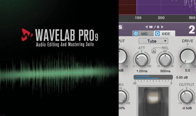 Test: WaveLab Pro 9 für den Mac