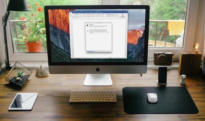 Office für Mac 2016 in 64 Bit jetzt verfügbar