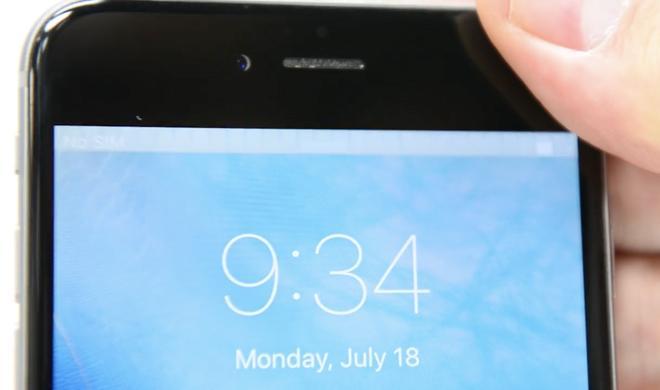 Bendgate Teil 2: iPhone 6 (Plus) mit Darstellungs- und Touch-Problemen