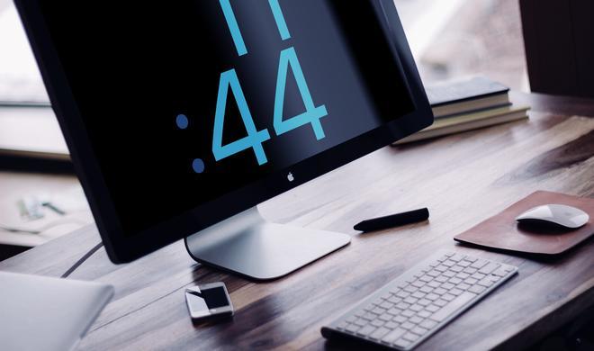 Apple Watch als Mac-Bildschirmschoner: So werden die Zifferblätter zum Screensaver