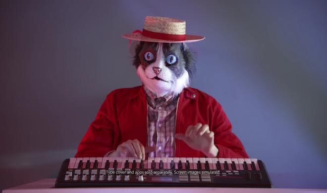 Microsoft: MacBook Air ist so unnütz wie ein Hut für die Katze