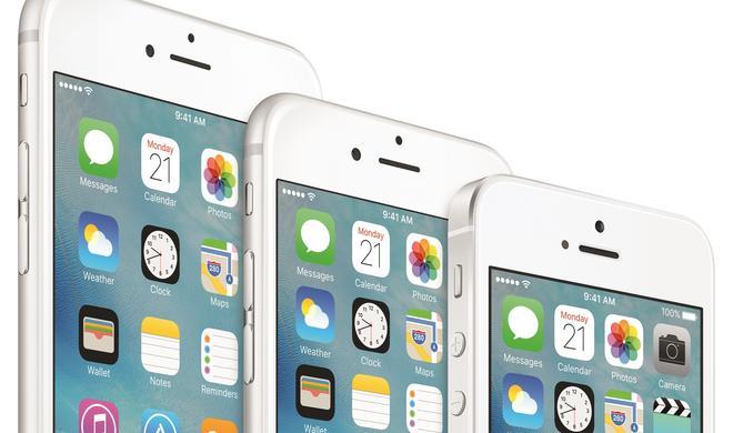 Das iPhone eignet sich schlecht zum Telefonieren