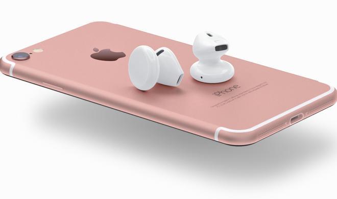 iPhone 7 ist auf dem Weg