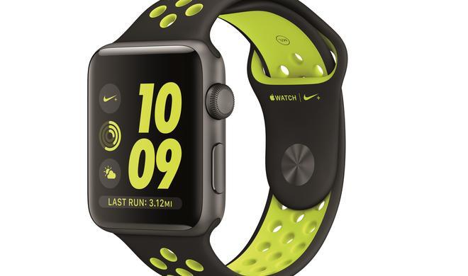 Apple Watch Nike+: Die beste Smartwatch für Jogger