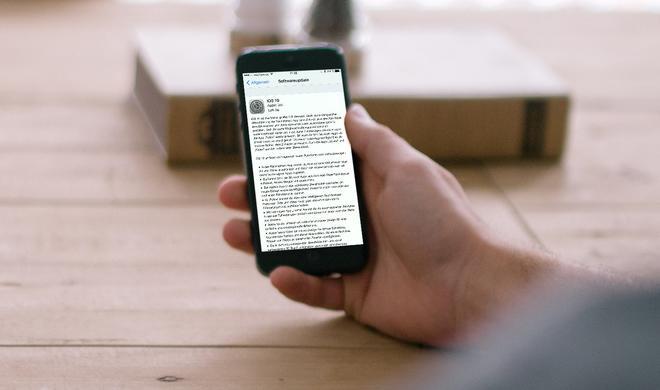iOS 10: Nutzer der öffentlichen Beta bekommen Golden Master