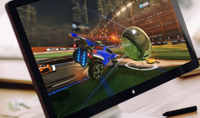 Test: Rocket League für OS X bringt Autofußball auf den Mac
