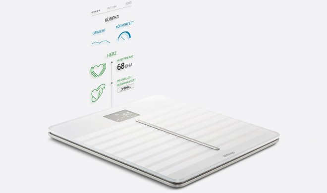 Test: Withings Body Cardio - die Edelwaage mit iPhone-Kupplung