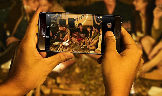 Galaxy Note 7: Samsung warnt vor Benutzung
