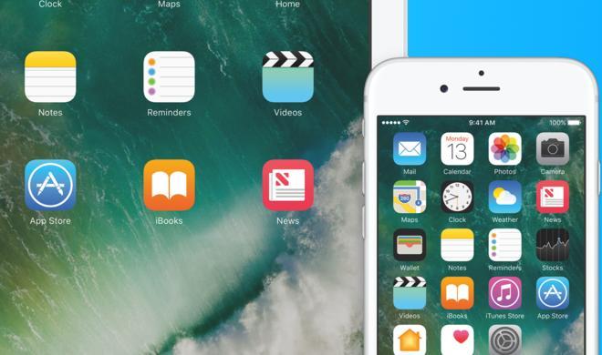 iOS 10: Diese iPhone- und iPad-Modelle sind kompatibel