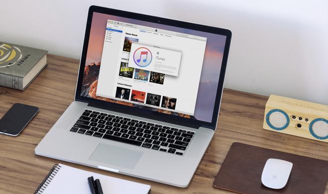 iTunes 12.5 für Mac und Windows veröffentlicht