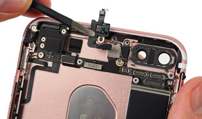 Aufgeschraubt: iFixit zeigt Innenleben des iPhone 7 Plus