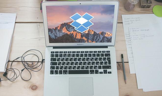 macOS Sierra geht potenzielles Sicherheitsproblem mit Dropbox an