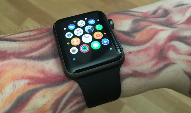 Wer kauft die Apple Watch Series 2?
