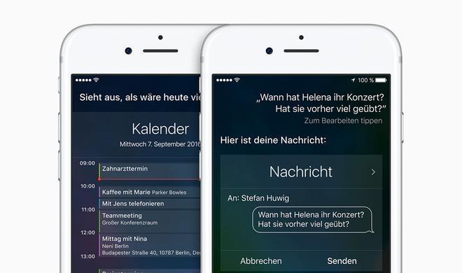 """""""Hey Siri, WhatsApp-Nachricht an.."""" - So aktivieren Sie Apps für Siri"""