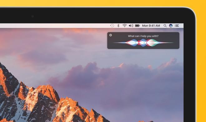 macOS Sierra: So fragen Sie Siri nach dem Speicherplatz und mehr