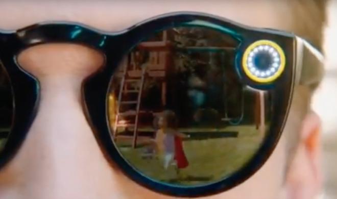 Snapchat Spectacles: Nutzer sollen mit Kamerabrille zu Voyeuren werden