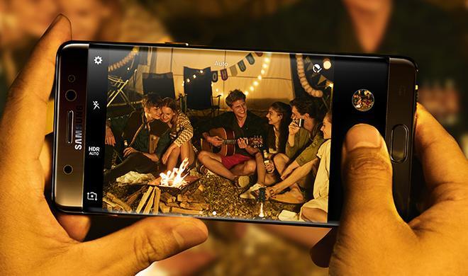 Galaxy Note 7: Austauschgeräte haben erneut Batterieprobleme