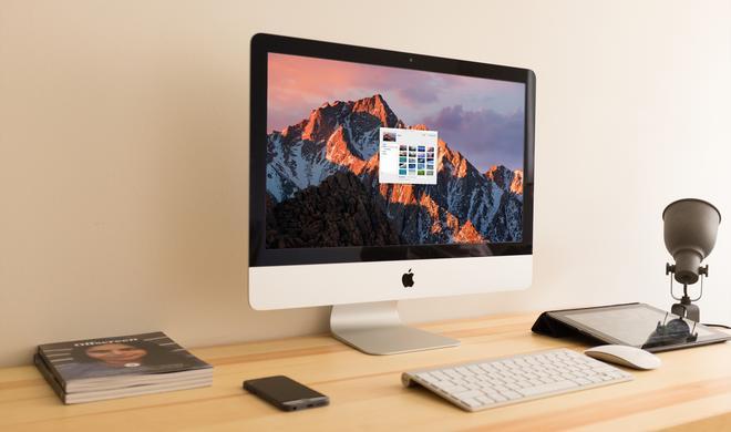 macOS Sierra: So ändern Sie das Hintergrundbild am Mac mit Siri