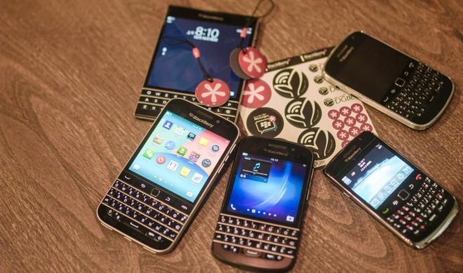 BlackBerry steigt aus Hardware-Geschäft aus