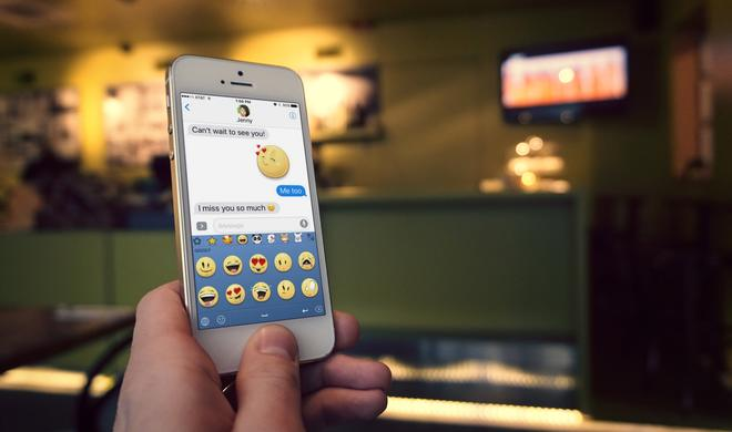 Mit dieser iOS-Tastatur sind eigene Emoji-Schöpfungen möglich