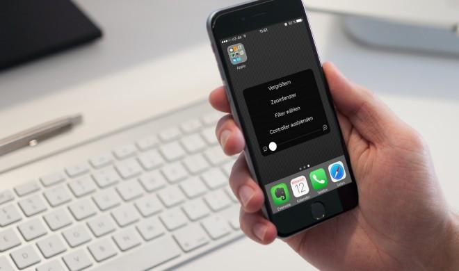 iOS 10: So aktivieren Sie so etwas ähnliches wie einen Dark Mode